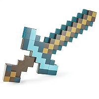 Minecraft Transforming Sword / Pickaxe by Mattel
