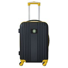 Oakland Athletics 21-Inch Wheeled Carry-On Luggage