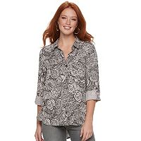 Women's Rock & Republic® Rose Blouse