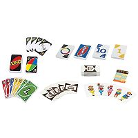 UNO, PHASE 10 & SNAPPY DRESSERS Tin by Mattel