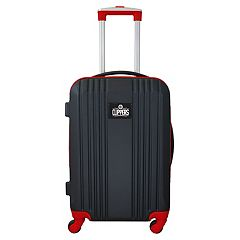 Los Angeles Clippers 21-Inch Wheeled Carry-On Luggage