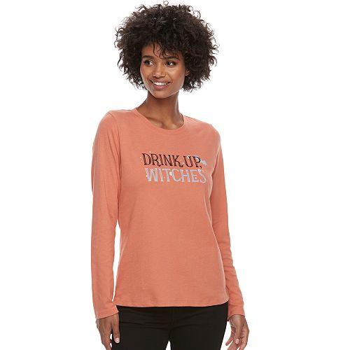 Women's SONOMA Goods for Life™ Halloween Graphic Tee