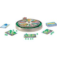 Wheel of Fortune Bingo Game by Mattel