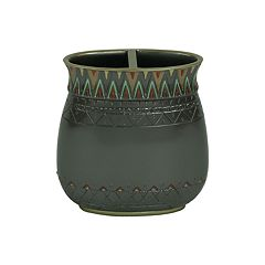 Bacova Sierra Zigzag Toothbrush Holder