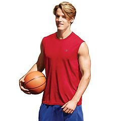 Mens' Champion Heather Muscle Tee