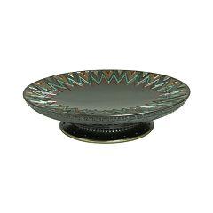 Bacova Sierra Zigzag Soap Dish