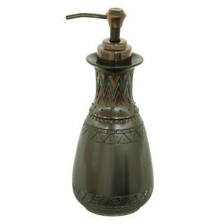 Bacova Sierra Zigzag Soap Pump