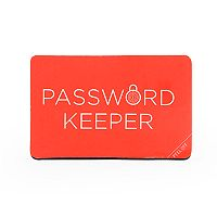Kikkerland Password Keeper Book