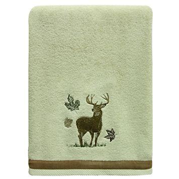 Bacova Tetons Deer Bath Towel