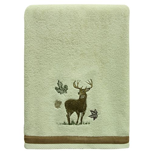 Bacova Tetons Deer Bath Towel