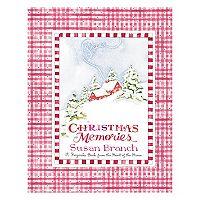 Christmas Memories Keepsake Journal Book