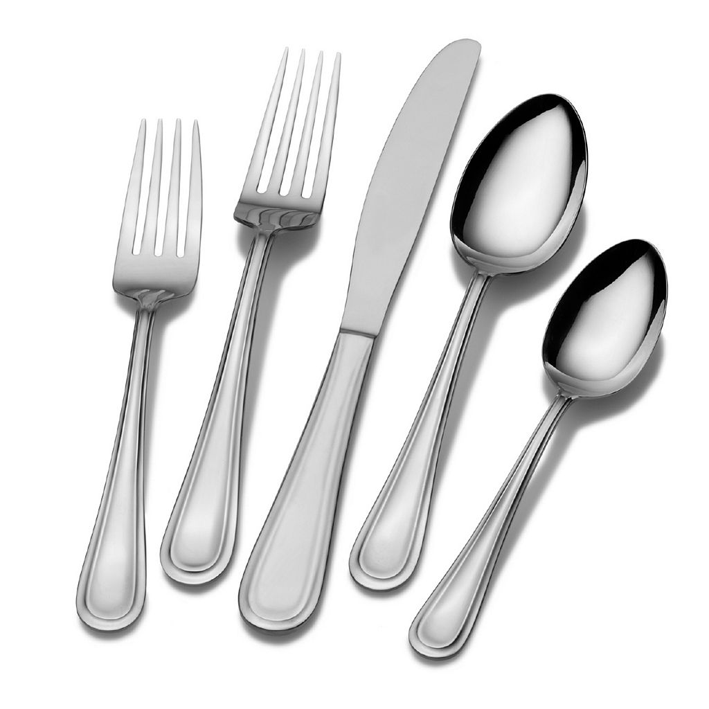 Pfaltzgraff Everyday Forte 20-pc. Flatware Set