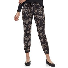 Juniors' Joe B Tie-Waist Jogger Pants