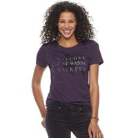 Women's SONOMA Goods for Life™ Halloween Graphic Crewneck Tee