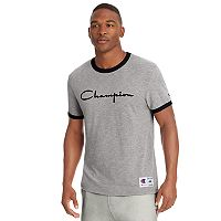 Men's Champion Heritage Ringer Tee