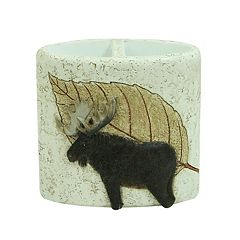 Bacova Tetons Moose Toothbrush Holder