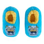 Toddler Despicable Me Minions Selfies Plush Slipper Socks