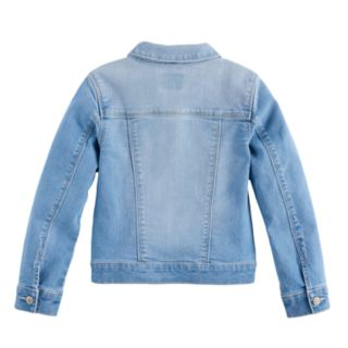 Girls 4-12 SONOMA Goods For Life? Denim Jacket
