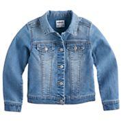 Girls 4-12 SONOMA Goods For Life™ Denim Jacket