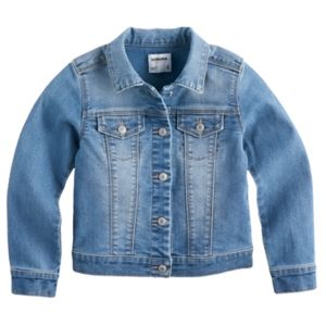 Baby Girl Oshkosh B Gosh Denim Like Jacket