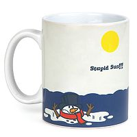 BigMouth Inc. The Color Changing Snowman Mug