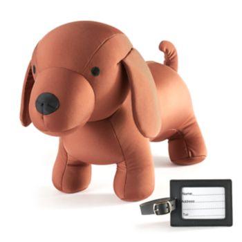 Kikkerland Dog Travel Pillow