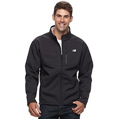 Big & Tall New Balance Sherpa-Lined Full-Zip Jacket