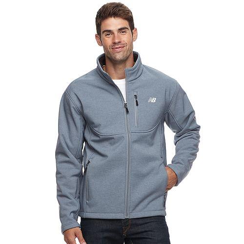 Big & Tall New Balance Sherpa-Lined Full-Zip Jacket
