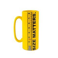 BigMouth Inc. 'Size Matters' XL Mug
