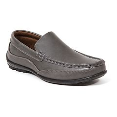 Deer Stags Booster Boy's Dress Loafers