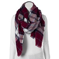Apt. 9® Plaid Oblong Scarf