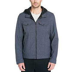 Men's Levi's® Hooded Trucker Jacket