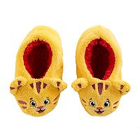 Toddler Boy Daniel Tiger Plush Fleece Slipper Socks