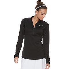 Women's Nike Dry Long Sleeve Golf Top