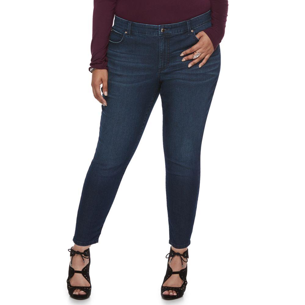 Size Jennifer Lopez Ankle Skinny Jeans