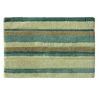 Bacova Tetons Stripe Bath Rug