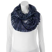 Apt. 9® Slubbed Striped Infinity Scarf