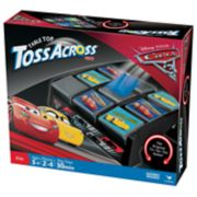 Disney / Pixar Cars 3 Table Top Toss Across by Cardinal Games