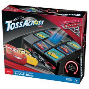 Disney / Pixar Cars 3 Table Top Toss Across by Cardinal Games