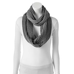 Apt 9® Pleated Shine Infinity Scarf