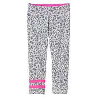 Girls 7-16 SO® Patterned Capri Yoga Leggings