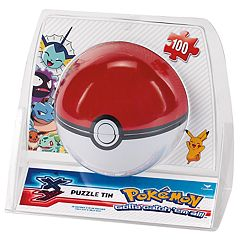 Pokeball Sphere Puzzle by Cardinal Games