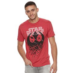 Men's Star Wars: Episode VIII The Last Jedi Crystal Break Tee
