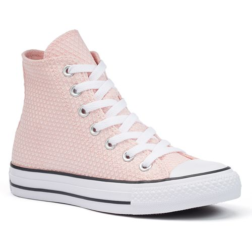 1edb52fb07aa Women s Converse Chuck Taylor All Star Knit High-Top Sneakers