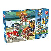 Paw Patrol 8-pk Puzzle by Cardinal Games