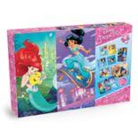 Disney Princess 8-pk Puzzle by Cardinal Games