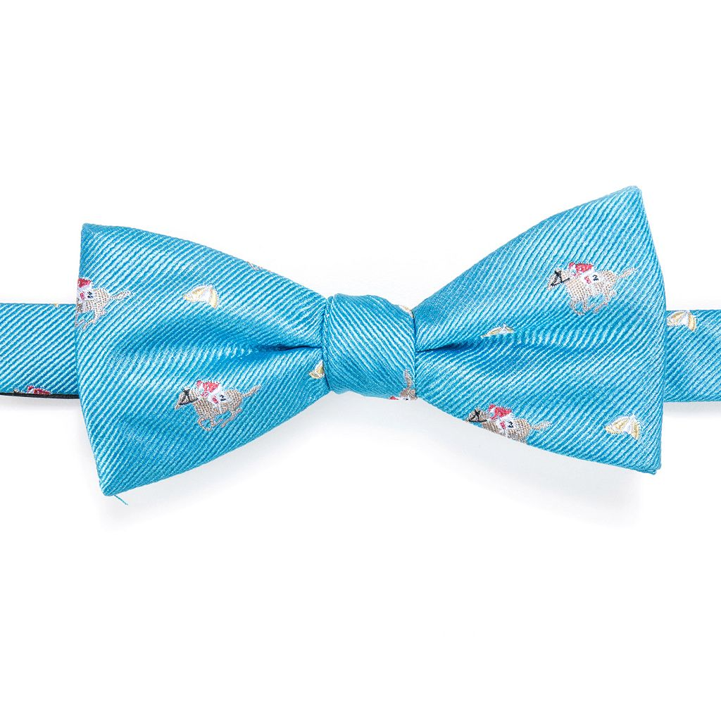Men's Chaps Patterned Pre-Tied Bow Tie