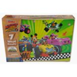 Disney's Mickey Mouse 7-pk Wood Puzzle by Cardinal Games