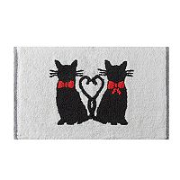 HipStyle Mimi Cat Tufted Bath Rug