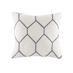 Madison Park Asher 2-piece Embroidered Throw Pillow Set
